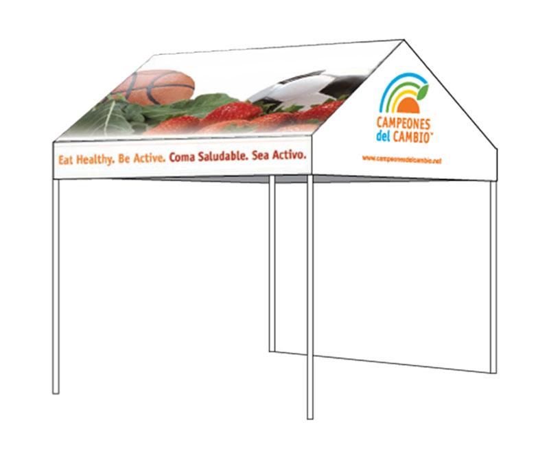 Basic Hut Style NEOP Tent
