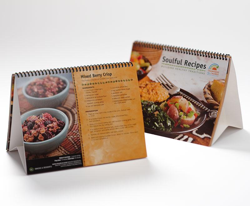CDPH African American cookbooks