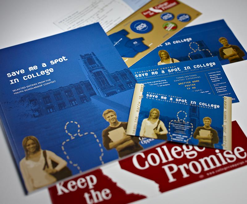 Campaign for College brand