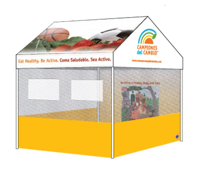 Food Service NEOP Tent