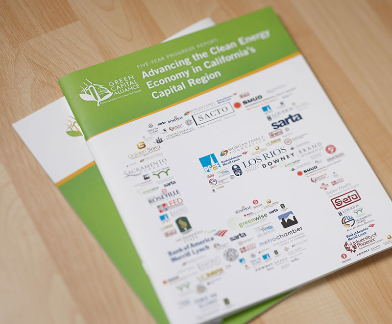 GreenCapitalAlliance-5YearProgressReport_InformationDesign