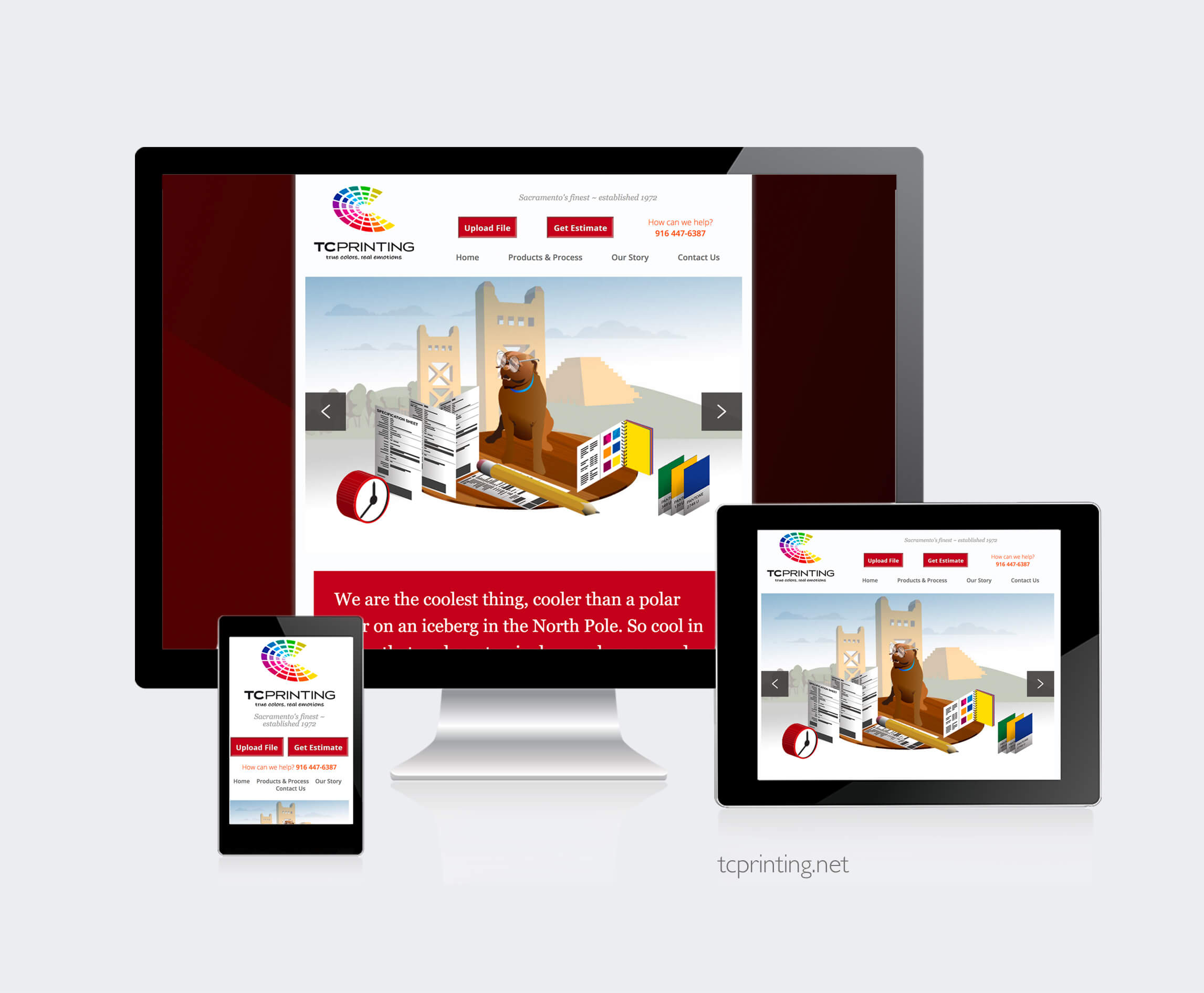 TCPrinting_Interactive-Web
